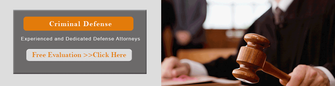 Criminal Defense Free Evaluation