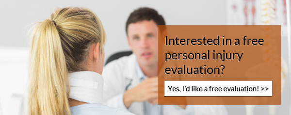 2 personal Injury Evaluation