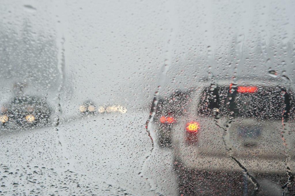 Driving in Winter Weather - Russell & Hill, PLLC