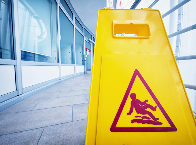 Premises Liability Personal Injury Claim